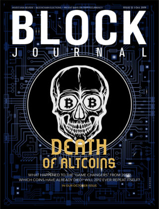 Block Journal October 2019