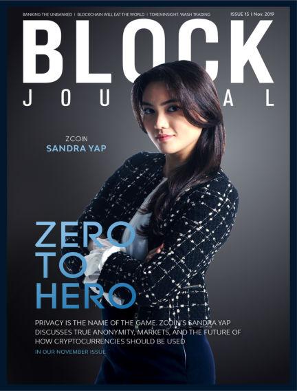 Block Journal November 07, 2019 00:00