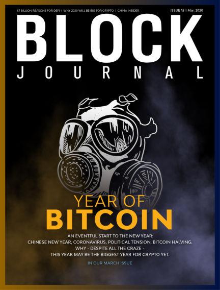Block Journal March 10, 2020 00:00