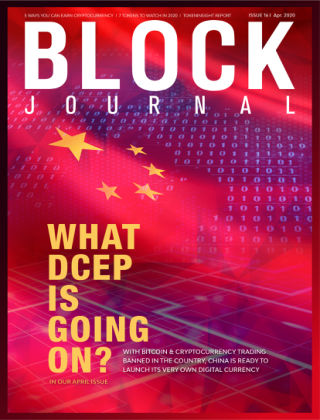 Block Journal April 2020