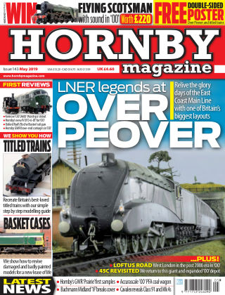 Hornby Magazine May 2019