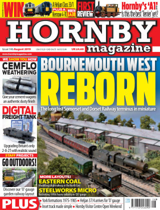 Hornby Magazine Aug 2019