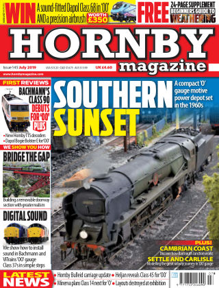 Hornby Magazine Jul 2019