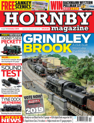 Hornby Magazine Oct 2019