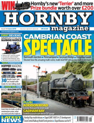 Hornby Magazine Jun 2019