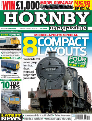 Hornby Magazine Apr 2019