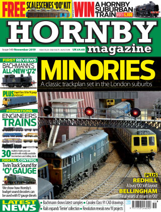 Hornby Magazine Nov 2019