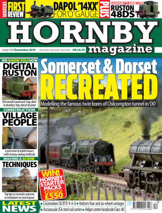 Hornby Magazine Dec 2019