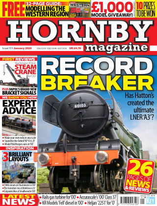 Hornby Magazine Jan 2020