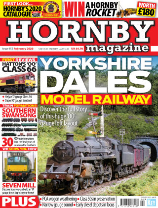 Hornby Magazine Feb 2020