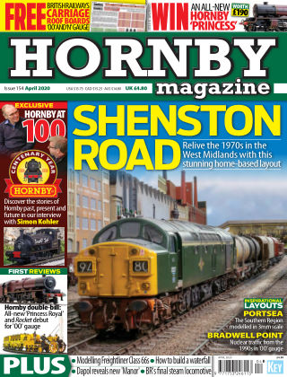 Hornby Magazine Apr 2020