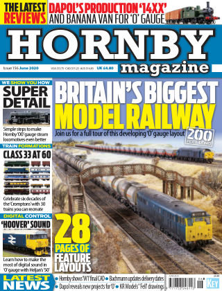 Hornby Magazine Jun 2020