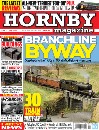 Hornby Magazine Jul 2020