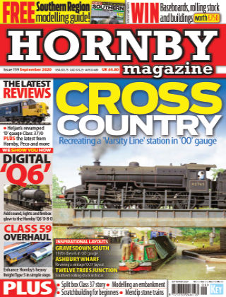 Hornby Magazine Sep 2020