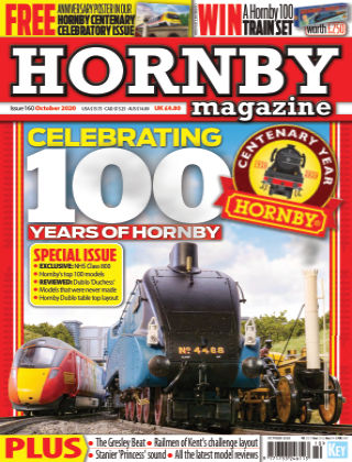 Hornby Magazine Oct 2020