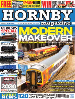 Hornby Magazine Jan 2021