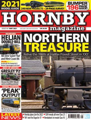 Hornby Magazine May 2021