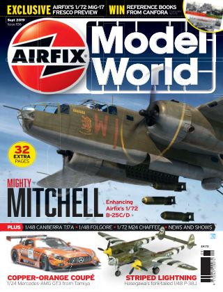 Airfix Model World Sep 2019