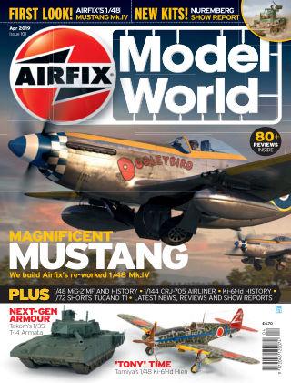 Airfix Model World Apr 2019