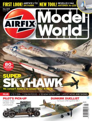 Airfix Model World May 2019