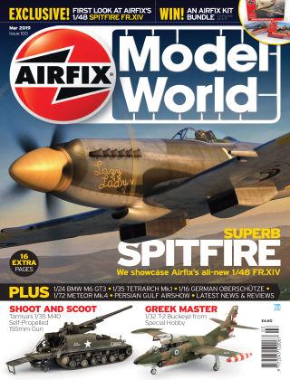 Airfix Model World Mar 2019
