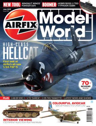 Airfix Model World Jun 2019