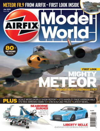 Airfix Model World Jan 2019