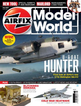 Airfix Model World Aug 2019