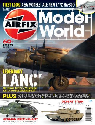 Airfix Model World Feb 2019