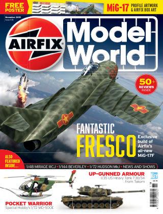 Airfix Model World Nov 2019