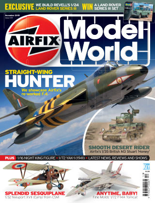 Airfix Model World Dec 2019