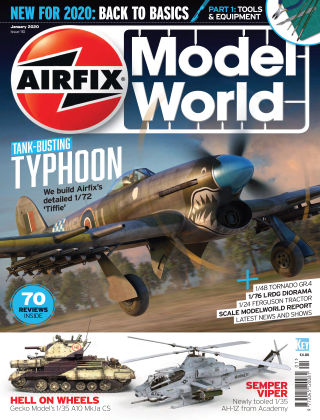 Airfix Model World Jan 2020