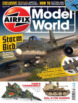 Airfix Model World Feb 2020