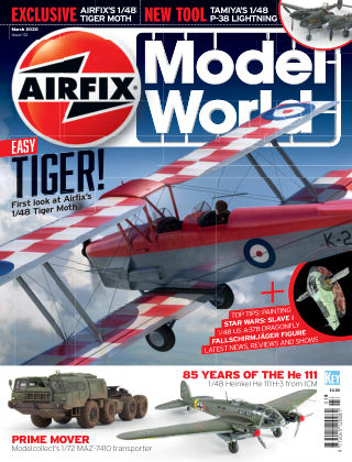 Airfix Model World Mar 2020