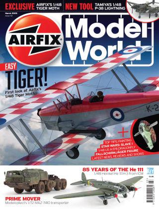 Airfix Model World Mar 2020