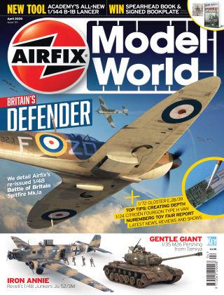 Airfix Model World Apr 2020