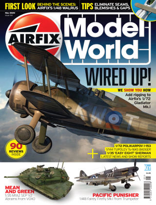 Airfix Model World May 2020