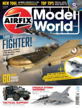 Airfix Model World Jul 2020