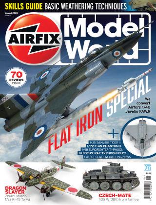 Airfix Model World Aug 2020