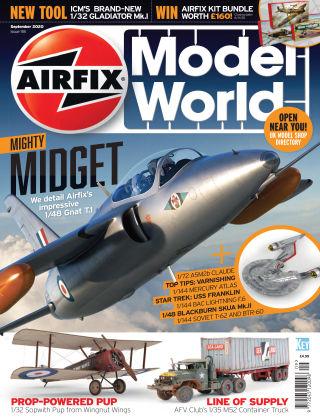 Airfix Model World Sep 2020