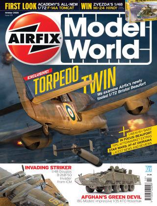 Airfix Model World Oct 2020