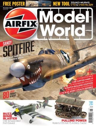 Airfix Model World Nov 2020
