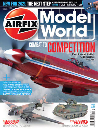 Airfix Model World Jan 2021