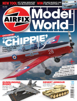Airfix Model World May 2021