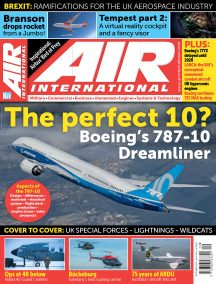 Air International August 22, 2019 00:00