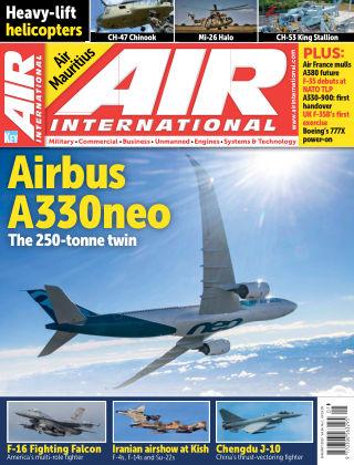 Air International Jan 2019
