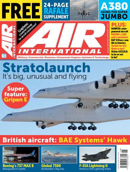 Air International May 23, 2019 00:00