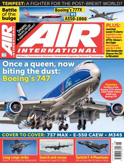 Air International July 25, 2019 00:00