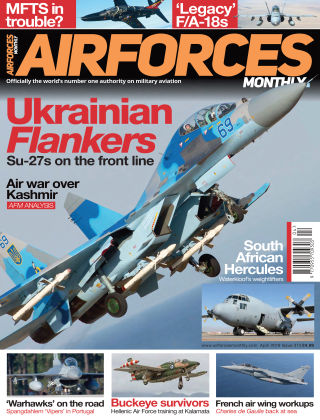 AirForces Monthly Apr 2019