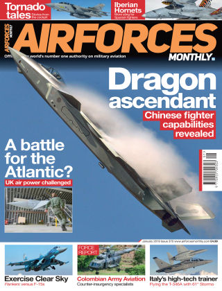 AirForces Monthly Jan 2019